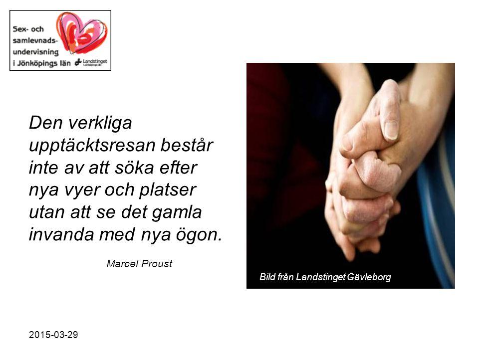 Välkomna! Per-Anders Mjörnberg och Veronica Gustavsson 2015-03-29