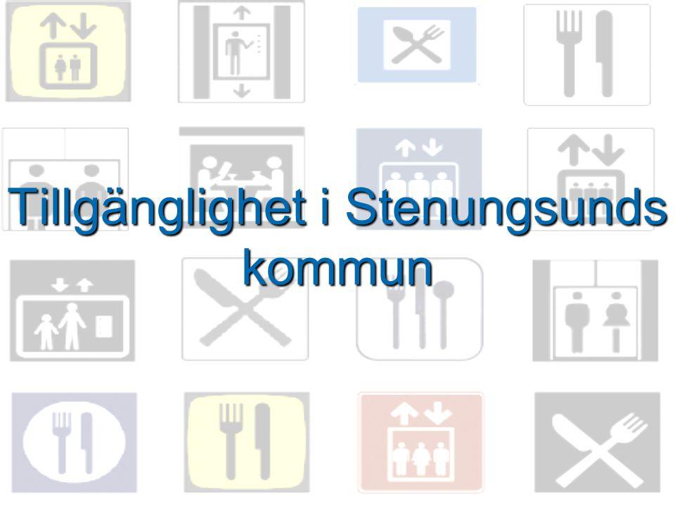 Tillgänglighet i Stenungsunds kommun