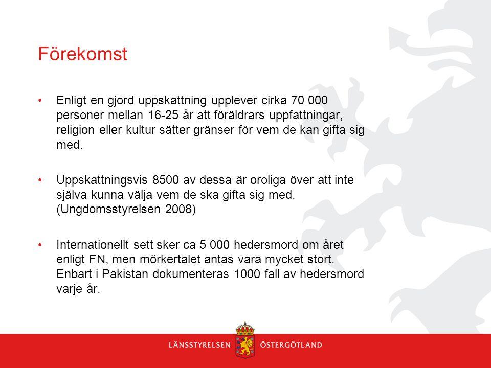 Konsekvenser av HRV Lst Västra Götaland 2009 Okontrollerad aggressivitet Destruktivt sexuellt beteende Suicidalitet Självskadebeteende Värk i kroppen Sömnsvårigheter Ångest/depression Trötthet/initiativlöshet koncentrationssvårigheter