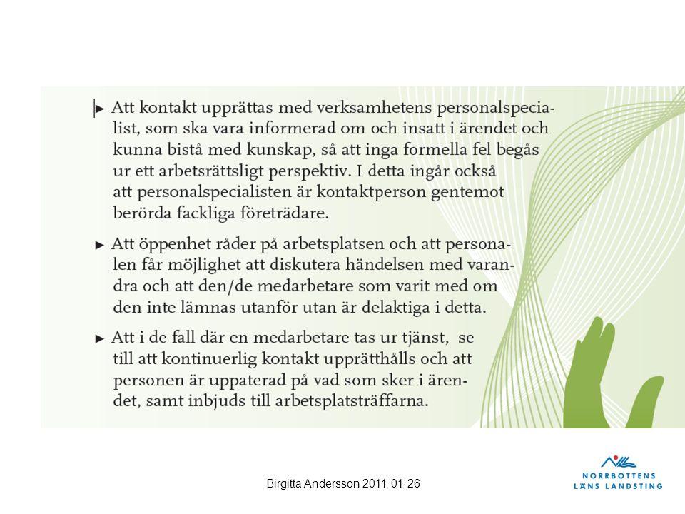 Birgitta Andersson 2011-01-26