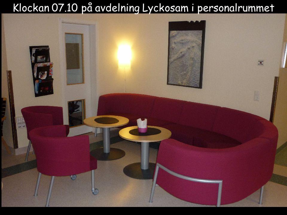 Birgitta Andersson 2011-01-26 Rutiner för avdelning Lyckosam, Avvikelsehantering, Lex Maria, Patientklagomål, PAN, LÖF, Socialstyrelsen