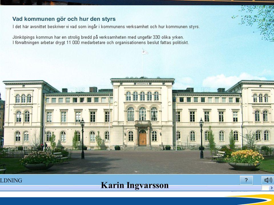 e-introduktion Karin Ingvarsson
