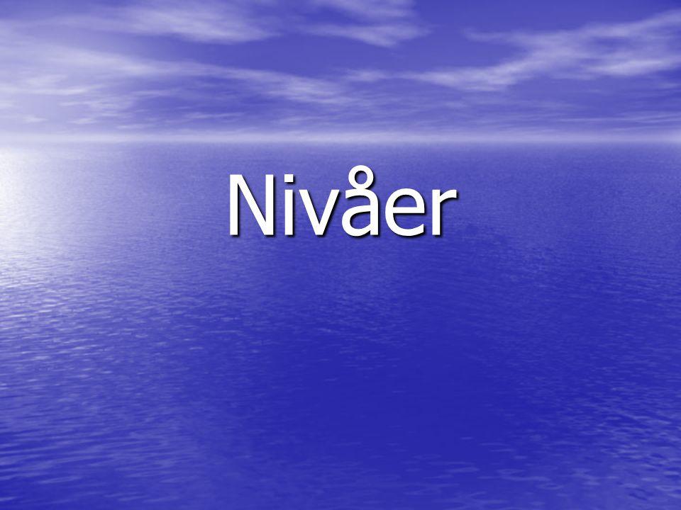 Nivåer