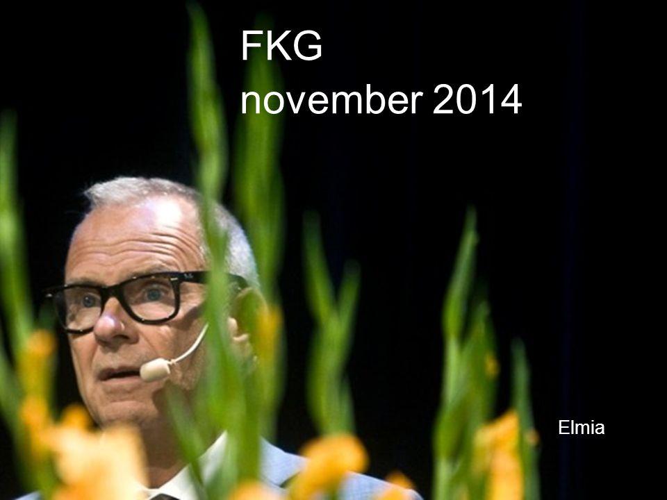 1 1 FKG november 2014 Elmia