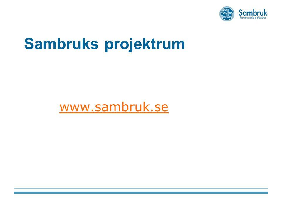 Sambruks projektrum www.sambruk.se
