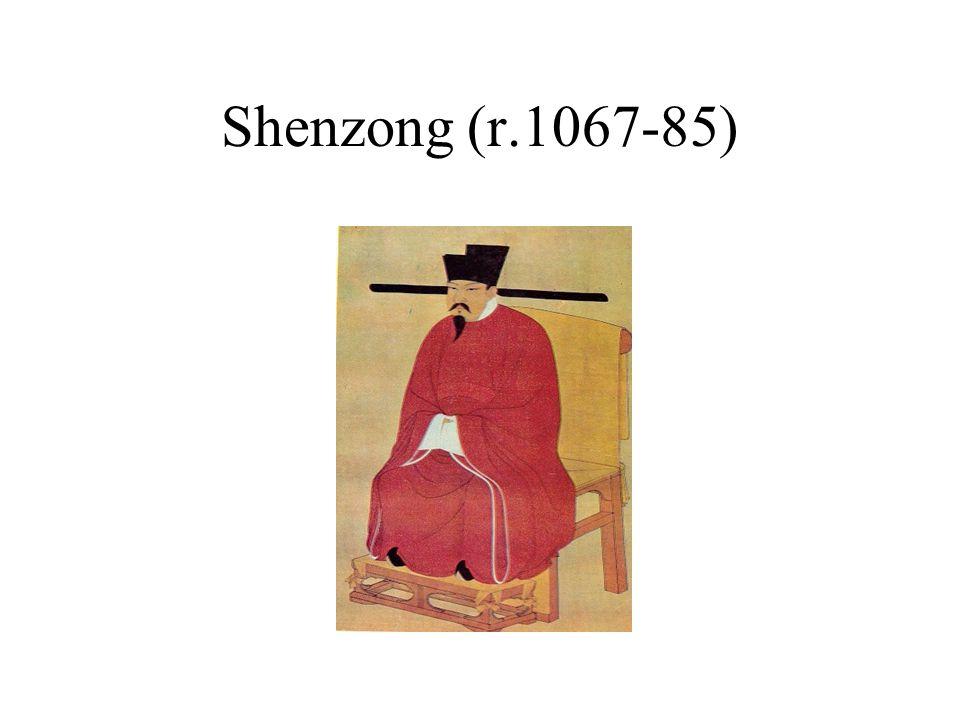 Shenzong (r.1067-85)