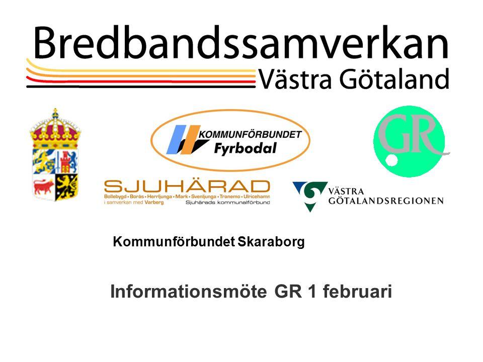 TietoEnator © 2003presentationPage 1 Kommunförbundet Skaraborg Informationsmöte GR 1 februari