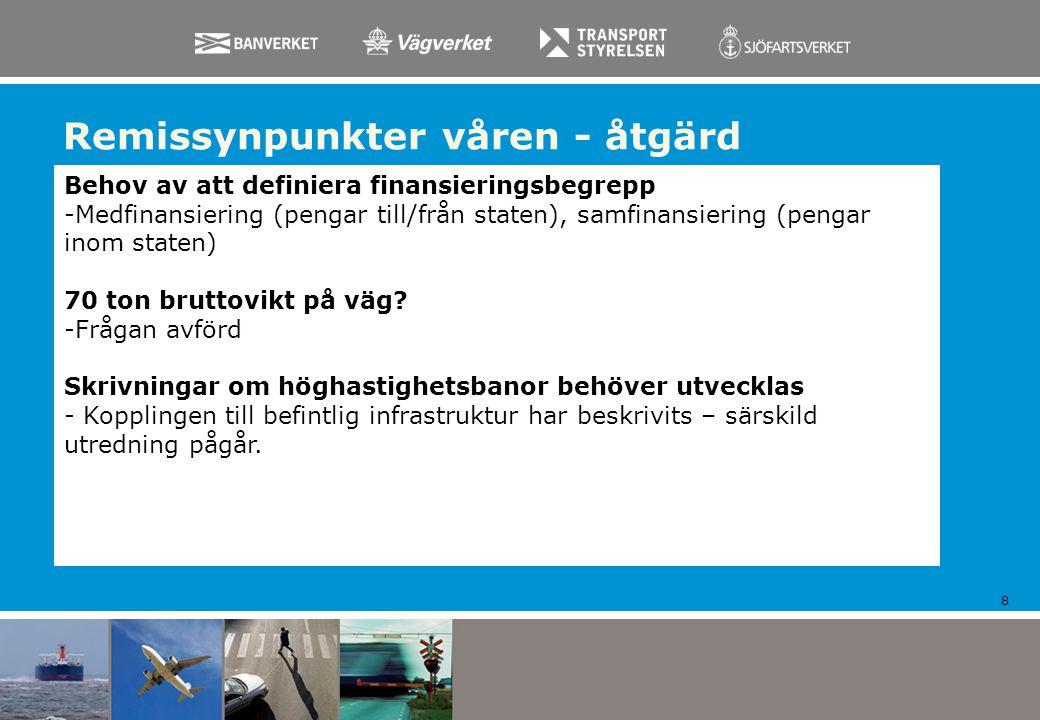Avtal och avsiktsförklaringar Skåne Ängelholm–Maria, dubbelspårsutbyggnadAvsiktsförklaringSkåne län Södertunneln HelsingborgAvsiktsförklaringSkåne län Flackarp–Arlöv utbyggnad till flerspårAvtalSkåne län Malmö Fosieby - Trelleborg Hastighetsanpassning (160km/h), mötesstationer AvsiktsförklaringSkåne län E6.20 trpl SpillepengenAvsiktsförklaringSkåne län E22 trpl IdeonAvsiktsförklaringSkåne län E4 infart Helsingborgs hamnAvsiktsförklaringSkåne län Infart/Ringled TrelleborgViljeyttring.