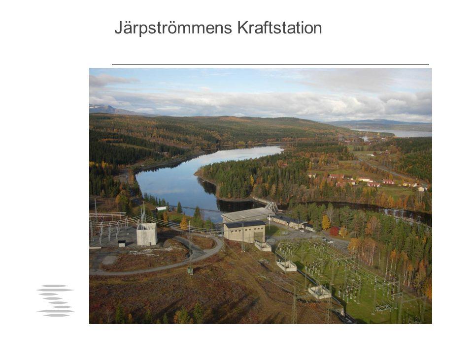 Järpströmmens Kraftstation