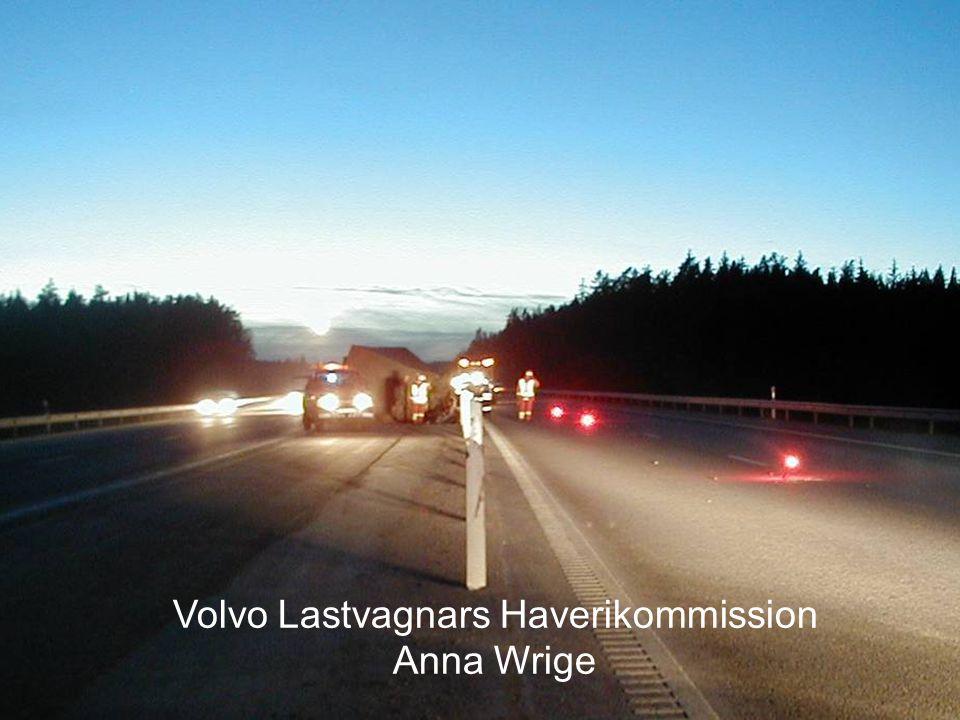 Volvo Trucks – 2009-05-27 anna.wrige@volvo.com Volvo Lastvagnars Haverikommission Anna Wrige