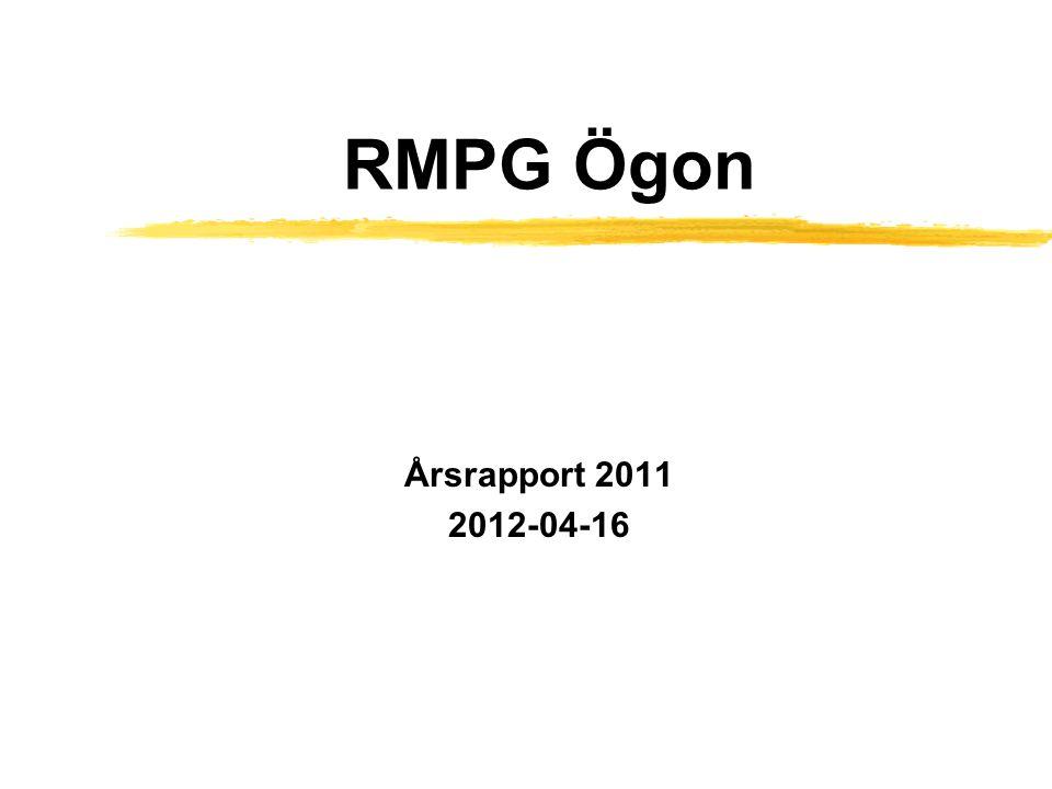 RMPG Ögon Årsrapport 2011 2012-04-16