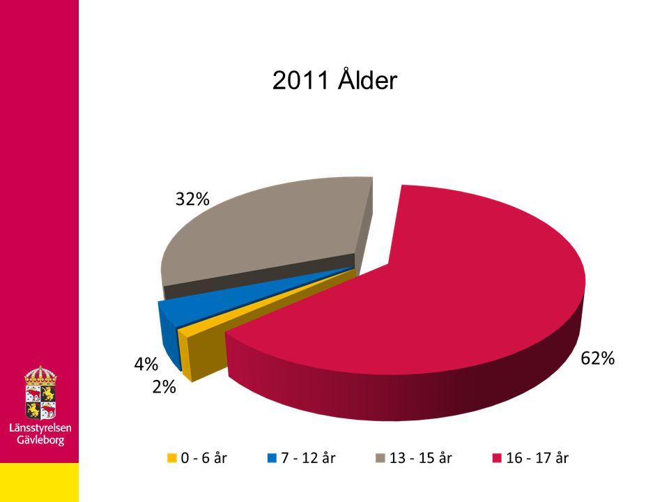 2011 Ålder
