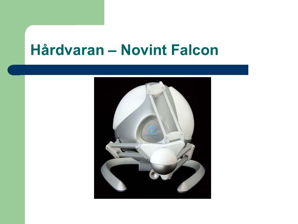 Hårdvaran – Novint Falcon