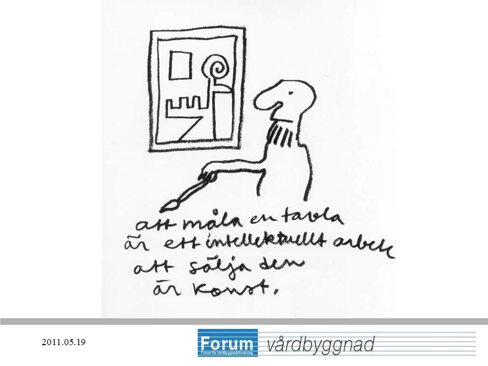Forum Vård och omsorg Artifakten Lokalen/fastigheten Utrustning Värde Kunskap