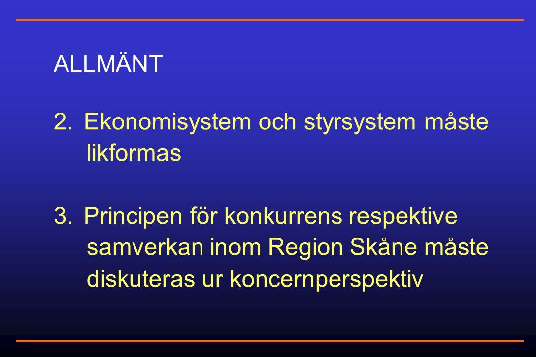 KONKLUSION AV 1, 2, 3: Bilddiagnostik och laboratoriemedicin i Malmö, Lund, Kristianstad, Hässleholm, Trelleborg och Ystad skall nu inte konkurrensutsättas (undantag mammografiscreening och teknik- plattform Lund).