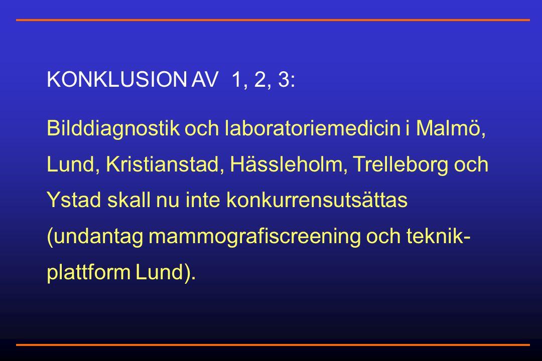 ALLMÄNT 4.Digitaliseringen av röntgenavdelningen skall fortsätta enligt plan 5.
