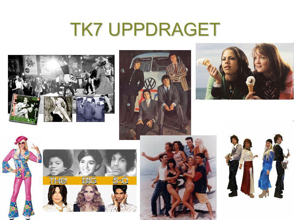 TK7 UPPDRAGET
