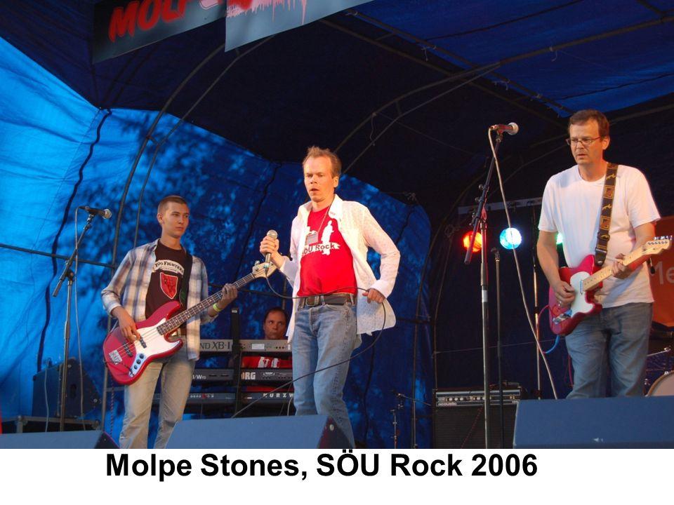 Molpe Stones, SÖU Rock 2006
