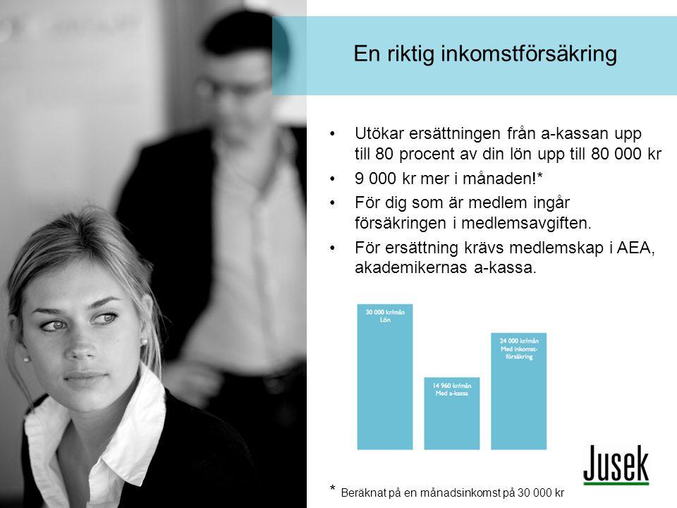 Juseks karriärstöd Vägledningssamtal Coachning Nätverk Seminarier/workshops Karriärplanering Simulerade anställningsintervjuer CV-granskning Boost: bok, e-bok och mobilapp