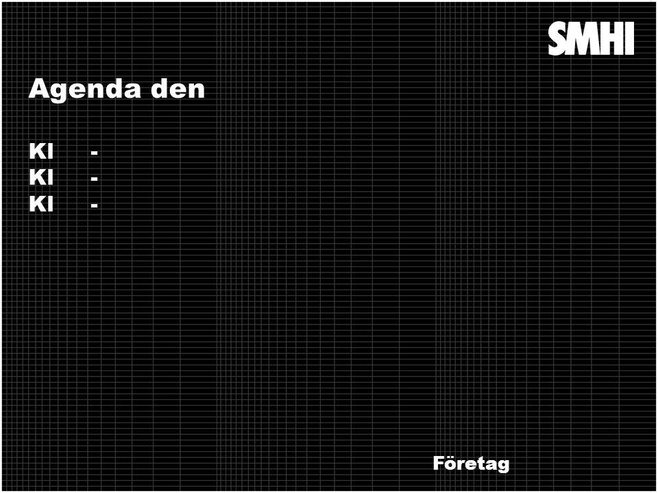 SMHI PRESENTATION 2011 3 Kort om SMHI  Miljödepartementet  Statligmyndighet  Grundandes1919  650 medarbetare  Omsättning 650 MSEK