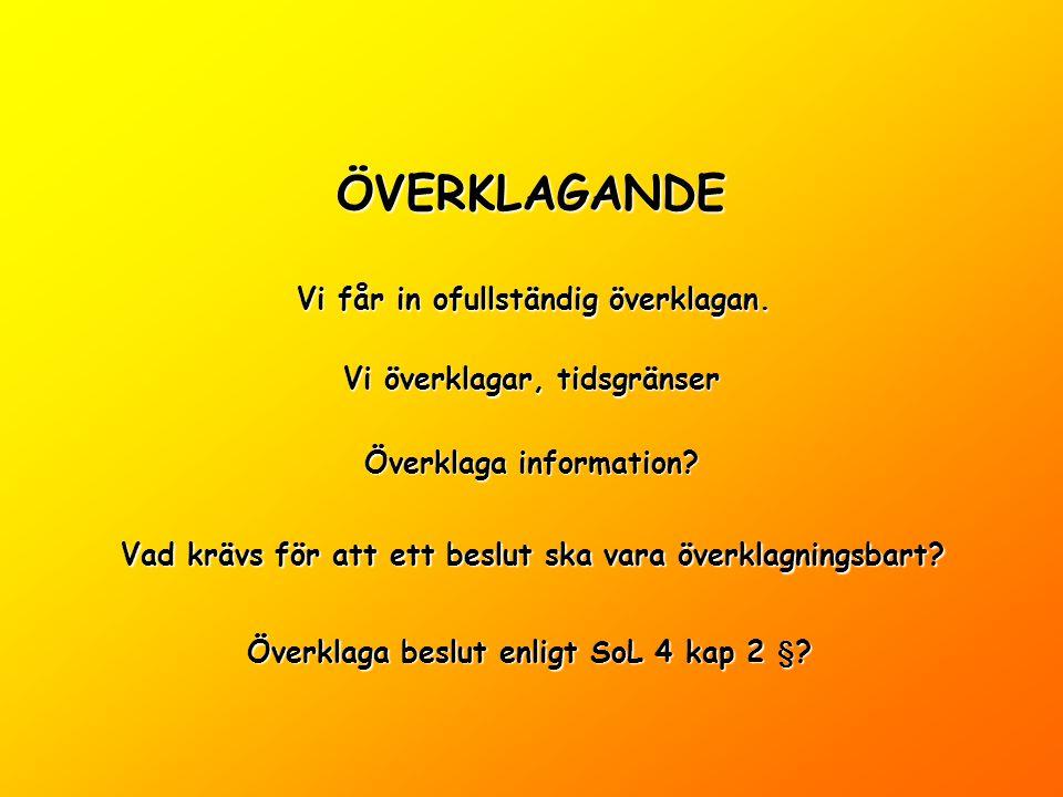 IDEELLT SKADESTÅND Extra tillägget.SFI-bonus. Ungdoms inkomst.