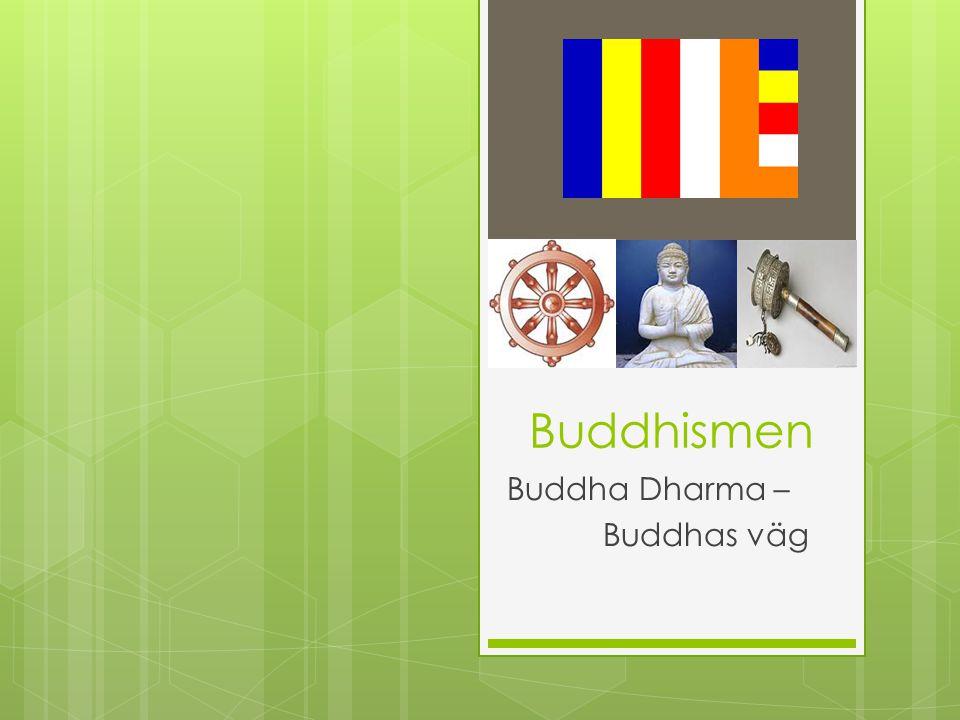 Buddhismen Buddha Dharma – Buddhas väg