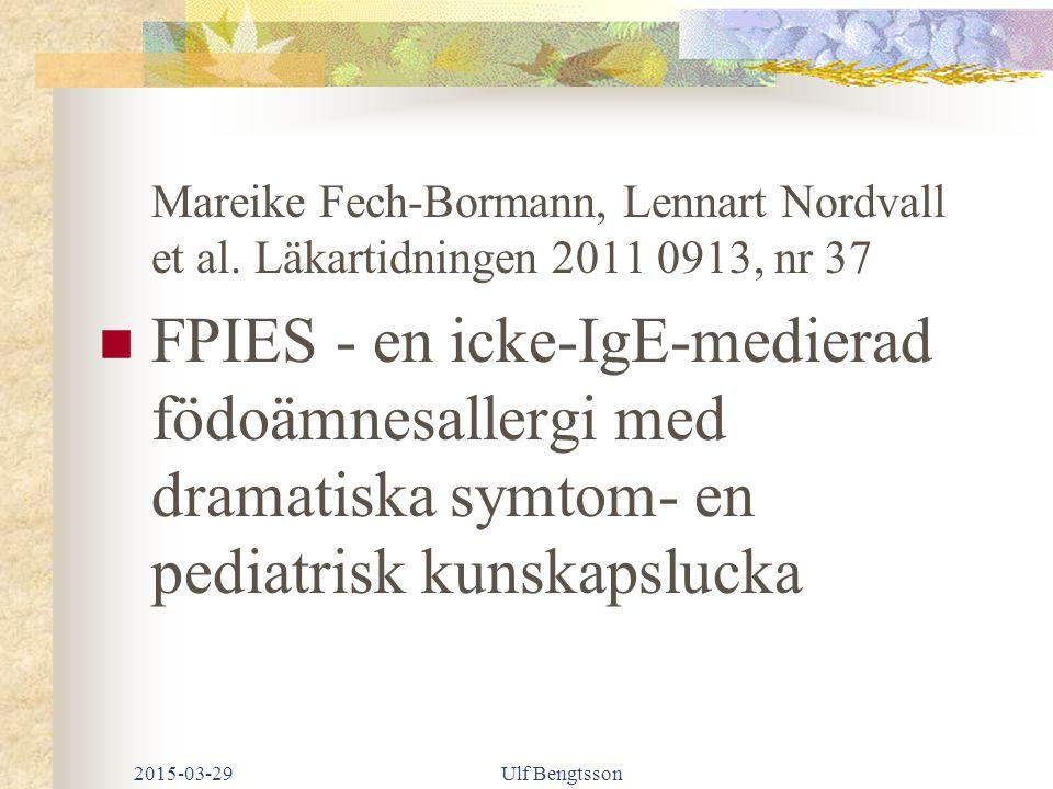 Mareike Fech-Bormann, Lennart Nordvall et al.