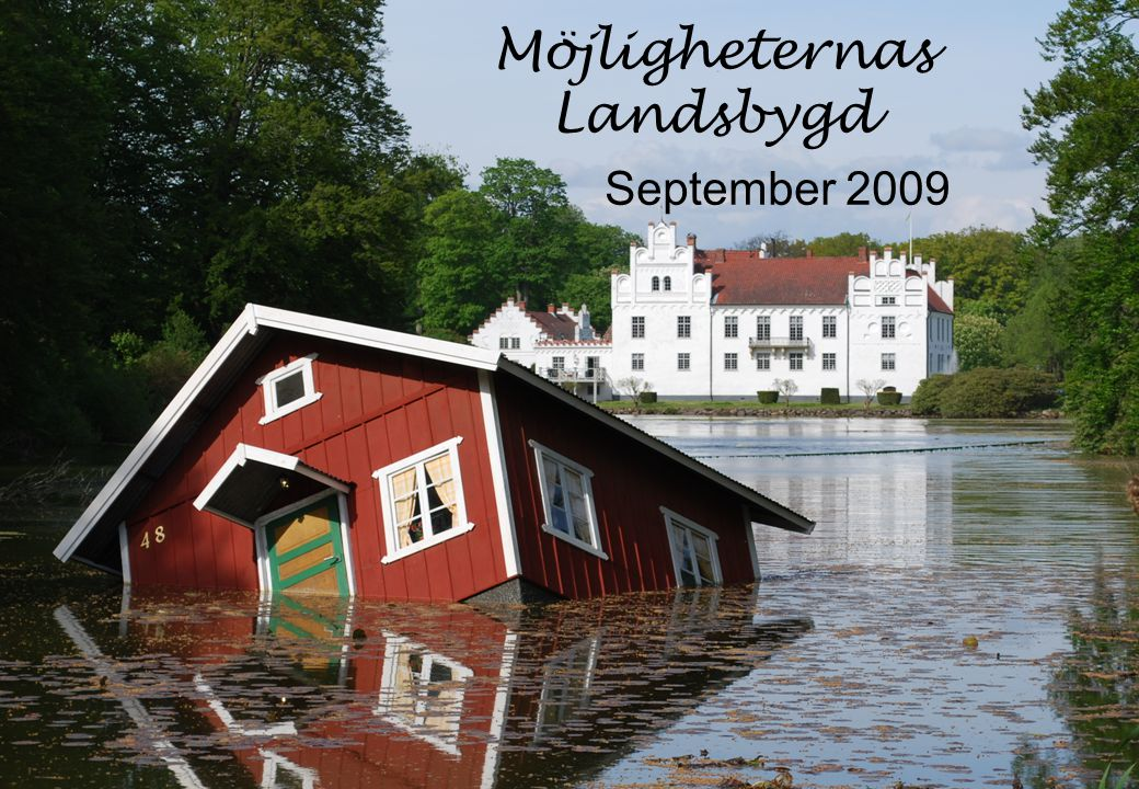 Möjligheternas Landsbygd September 2009
