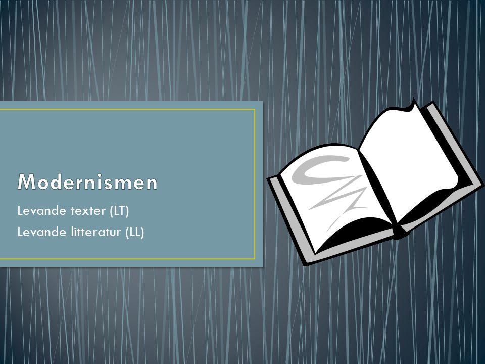 Realism Naturalism Författare: LT s.203- 325 (se innehållsförteckning författare och titlar s.