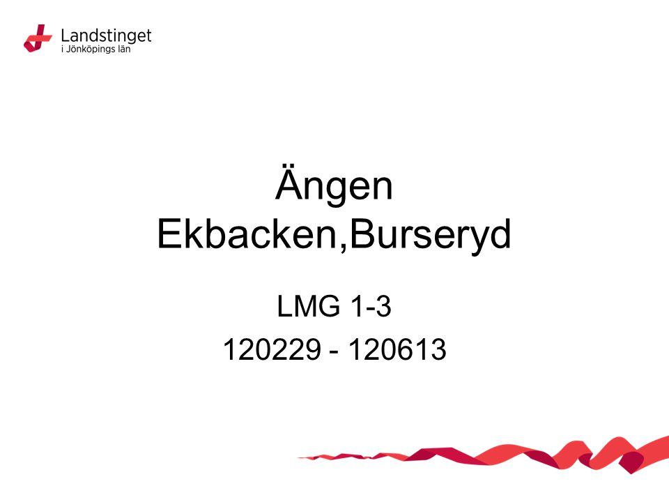 Ängen Ekbacken,Burseryd LMG 1-3 120229 - 120613