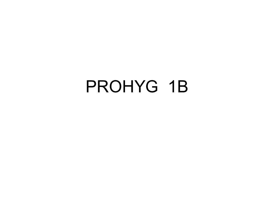 PROHYG 1B