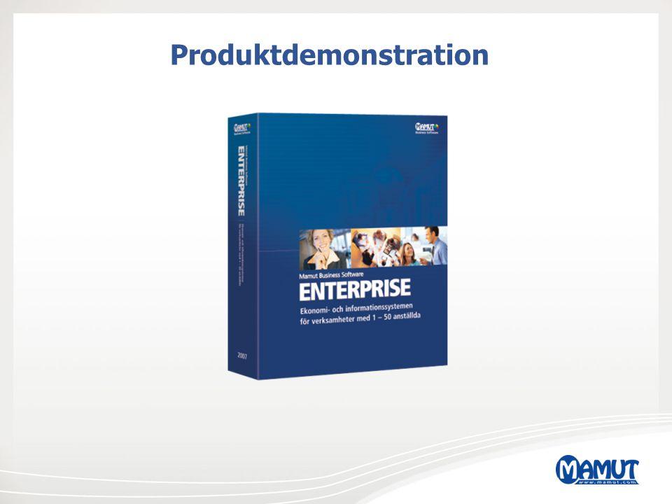 Produktdemonstration