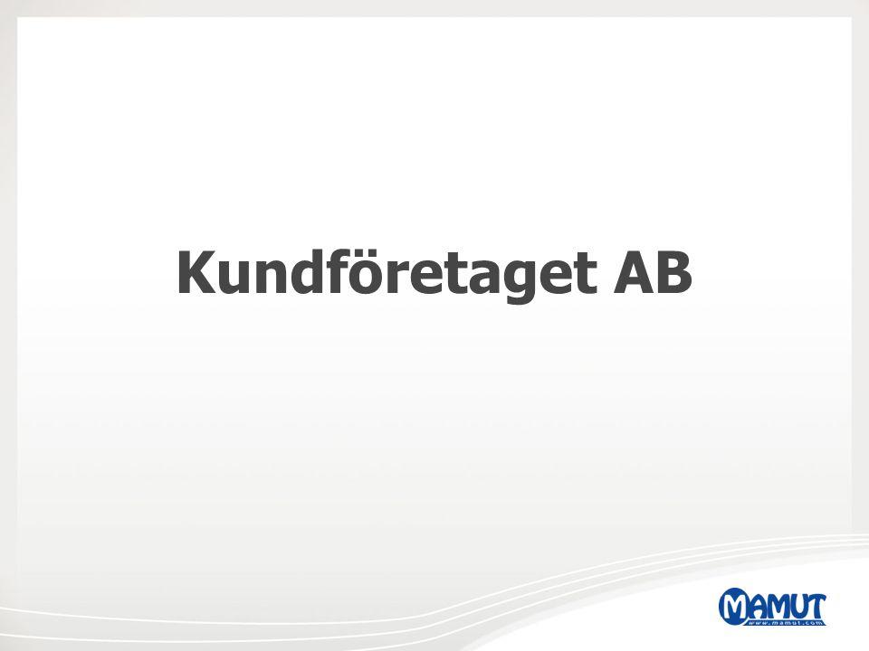 Kundföretaget AB