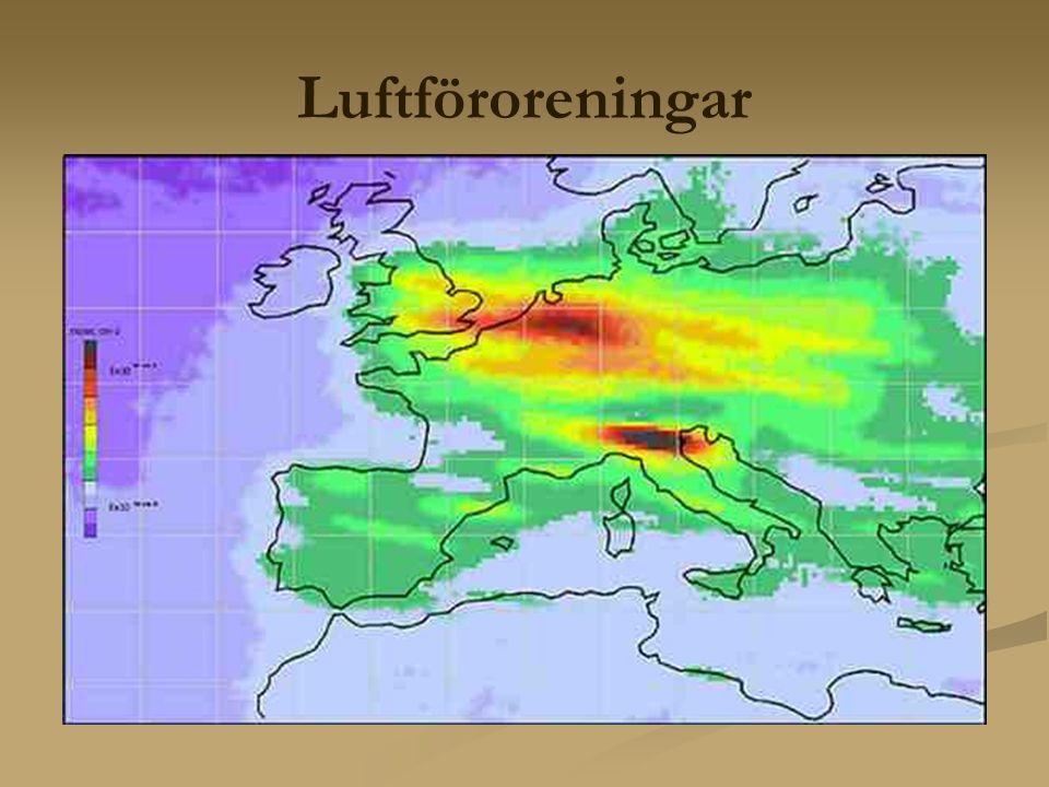Luftföroreningar