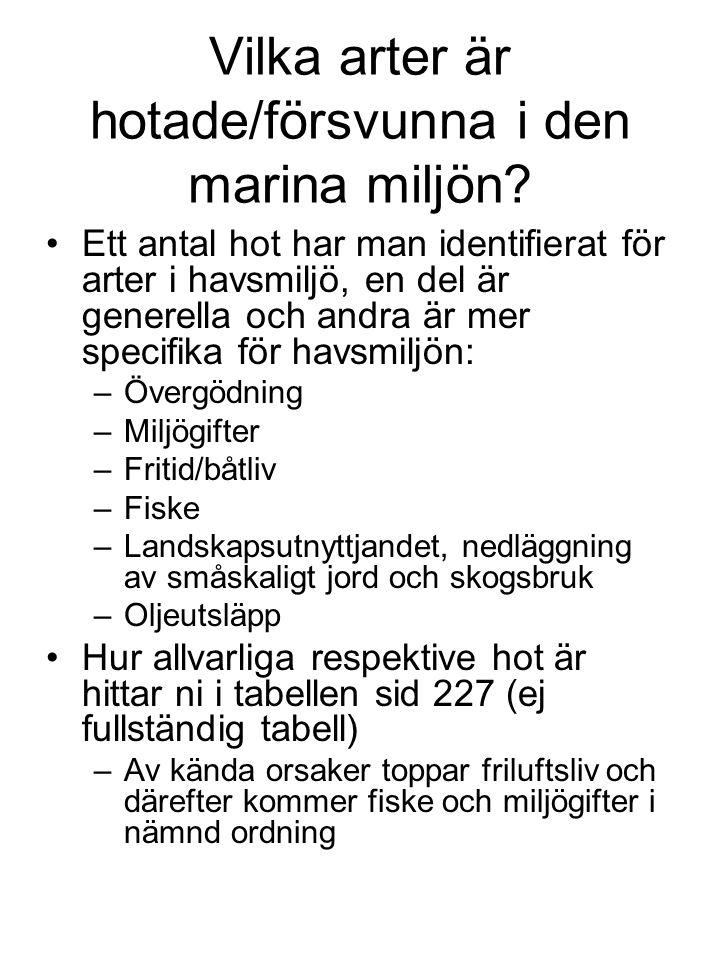 Havsörnen och miljögifter Havsörnen ligger högst upp i näringskedjan hos Östersjöns fågelfauna.