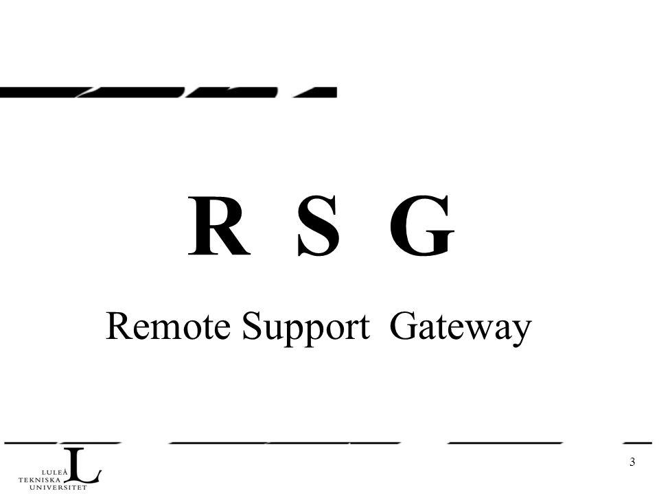 14 Identifiering: X Windows tunnel: Redan känd TCP tunnel: Ingen standard Flera olika protokoll