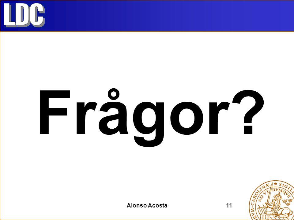 Frågor Alonso Acosta11