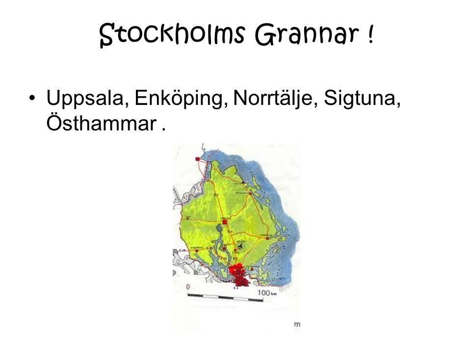 Stockholmska Stockholmska låter väldigt fint..Dom låter lite fint på kanten.