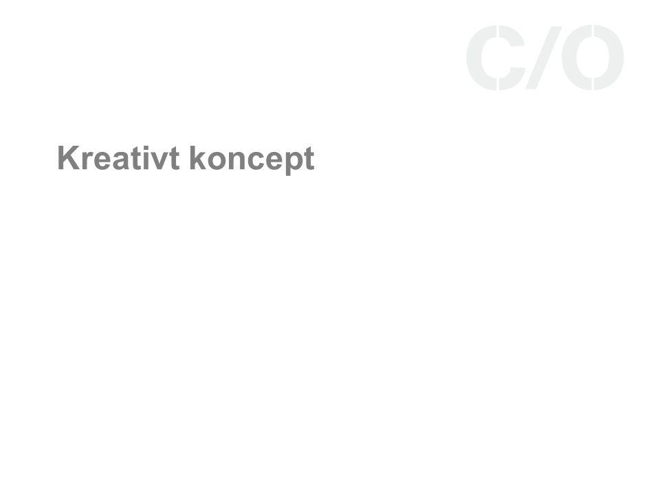 Kreativt koncept