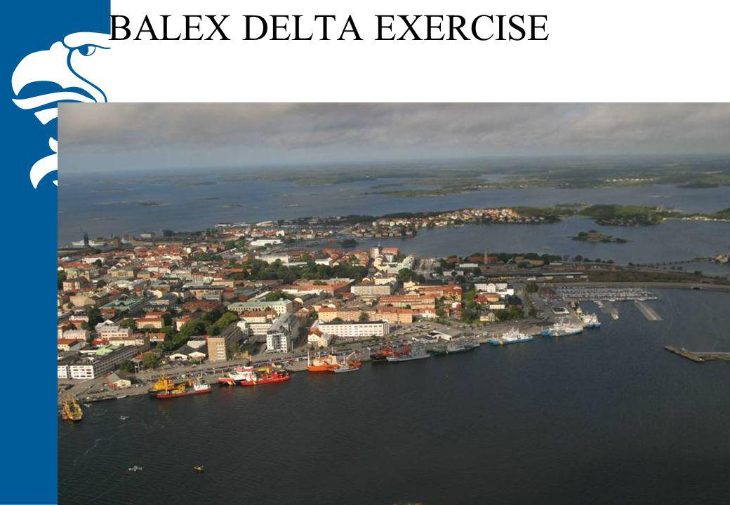 BALEX DELTA EXERCISE