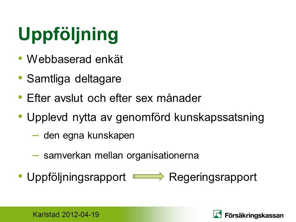Karlstad 2012-04-19