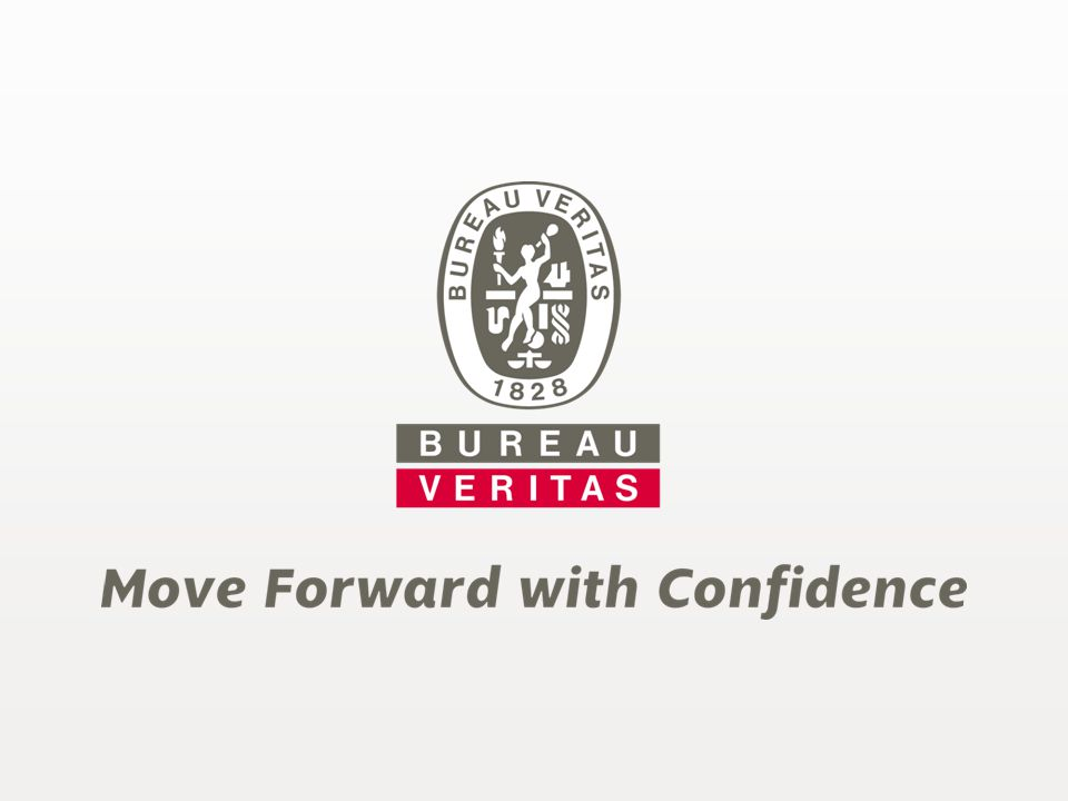 22 Bureau Veritas Presentation 2008-07-03 Exempel på upplägg – Componenta