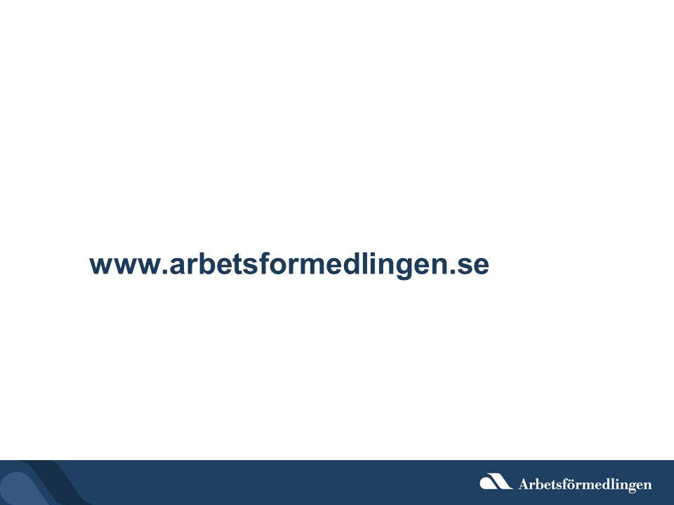 www.arbetsformedlingen.se