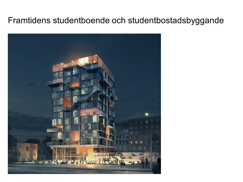 Framtidens studentboende och studentbostadsbyggande