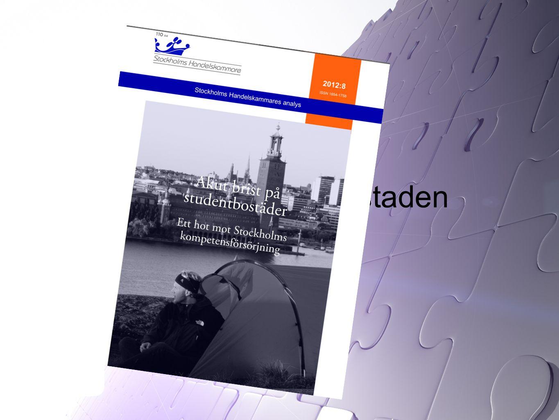 Studentbo stadsmäss an 2017 Universitetshuvudstaden Stockholm
