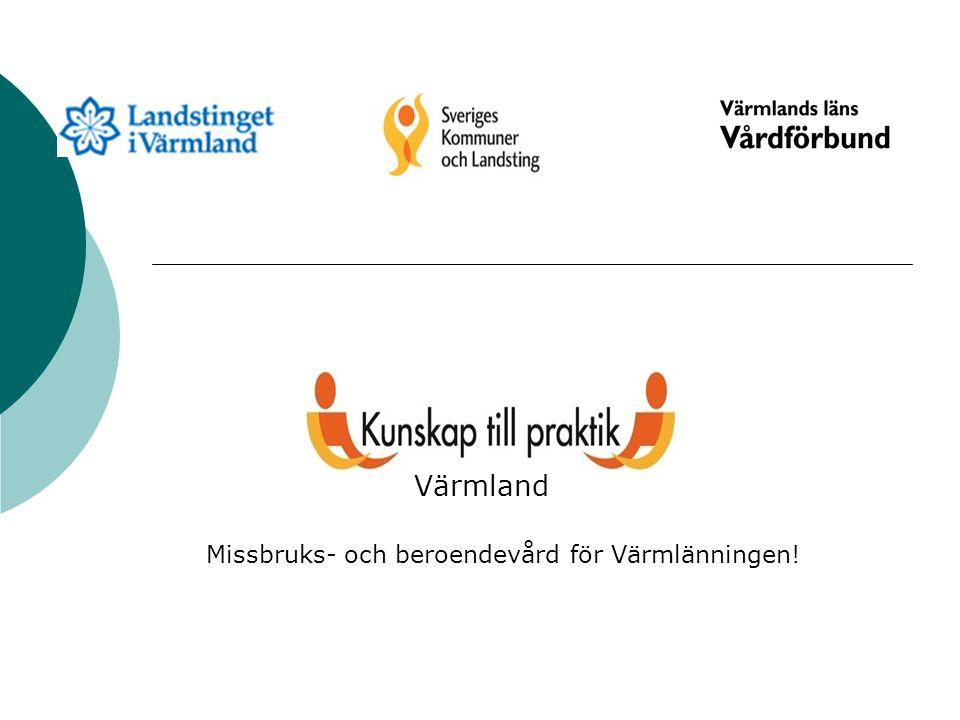 Värmland Missbruks- och beroendevård för Värmlänningen!