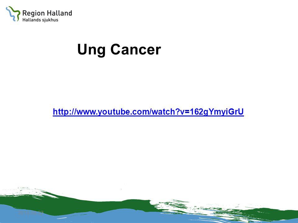 2010-04-22 Ung Cancer http://www.youtube.com/watch?v=162gYmyiGrU