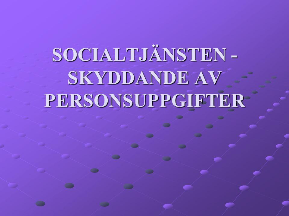 SOCIALTJÄNSTLAGEN 5 kap 11 § Till socialtjänstens uppgift hör att verka för att den som att verka för att den som utsatts för brott och dennes närstående och dennes närstående får stöd och hjälp.