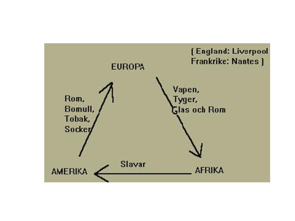 Asien Asien koloniserades och införlivades i världsekonomin.