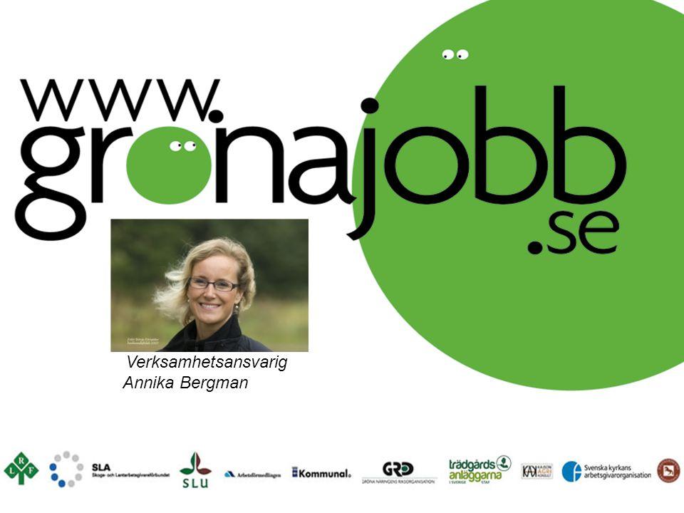 2009-12-10Michael Insulander NYN8 Verksamhetsansvarig Annika Bergman
